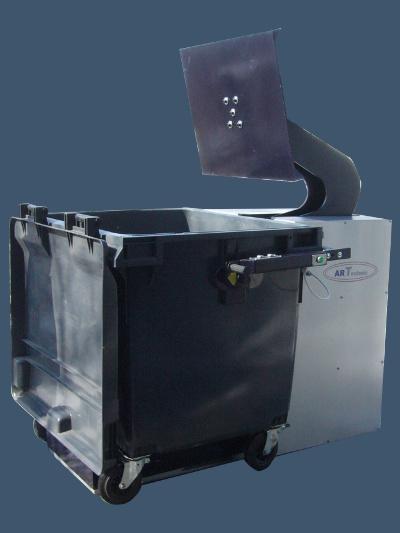 Пресс контейнер для мусора PS-30